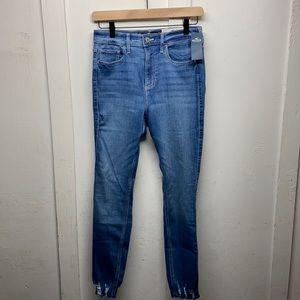 NWT Hollister curvy high rise super skinny jeans